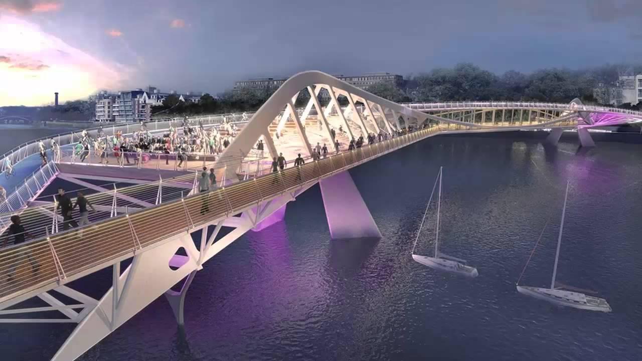 7 futuristic architecture bridge youtube