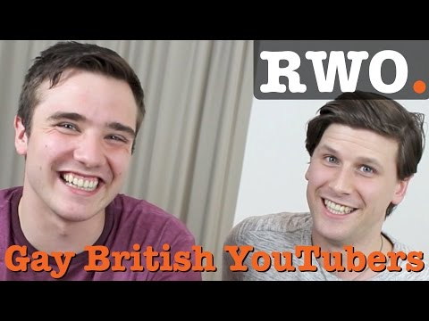 Where are the British Gay YouTubers?