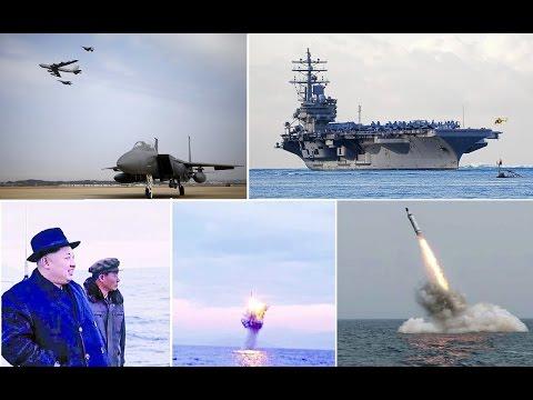 挑戰新聞軍事精華版--嚇阻朝鮮核武試爆,美軍「B-52」轟炸機飛抵韓國