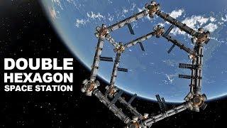 Baixar Giant DOUBLE Hexagon Fuel Station - Single Launch Monstrosity