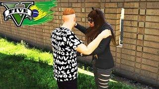 GTA 5 ROLEPLAY - O PRIMEIRO BEIJO....!!! #16