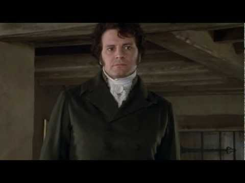 Pride &Prejudice 1995:   * Love Hurts * (Jennifer Ehle, Colin Firth)