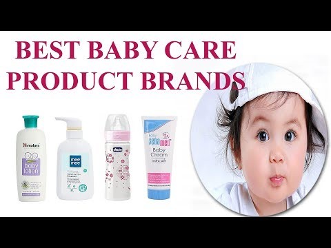 Top 10 Best Baby Product Brands In India | Safe Products For Newborn