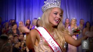 Miss Denmark 2017 - Crowning Moment