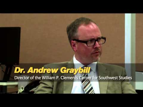 Labriola Center American Indian National Book Award: Dr. Andrew Graybill