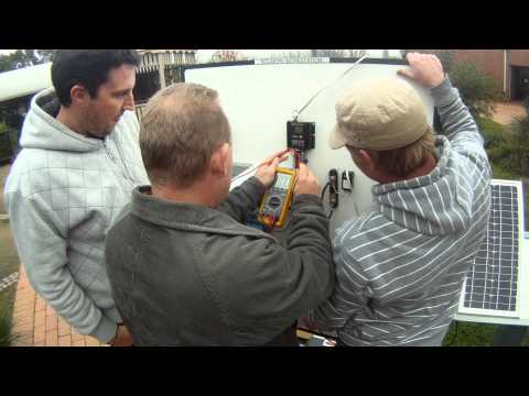 Fault finding in PV apparatus