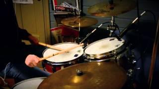 Bernhoft - Come Around - Drum cover