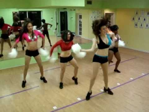 Cheer Girl Entertainment Pro Cheer Auditions Prep Class  2011