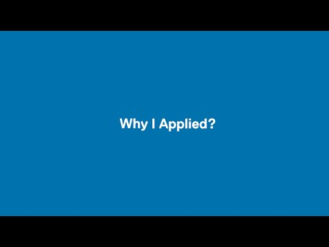 Why I Applied: Mikael