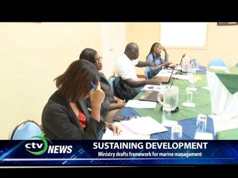 CTV NEWS - Ministry Drafts Framework for Marine Management