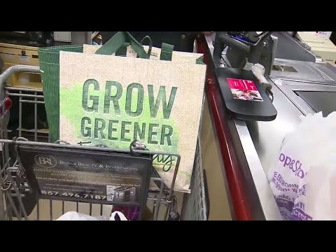 Reusable bags allowed again in Massachusetts grocery stores