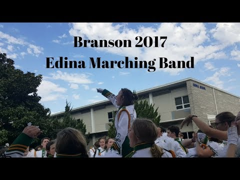 Branson 2017 | Edina Marching Band