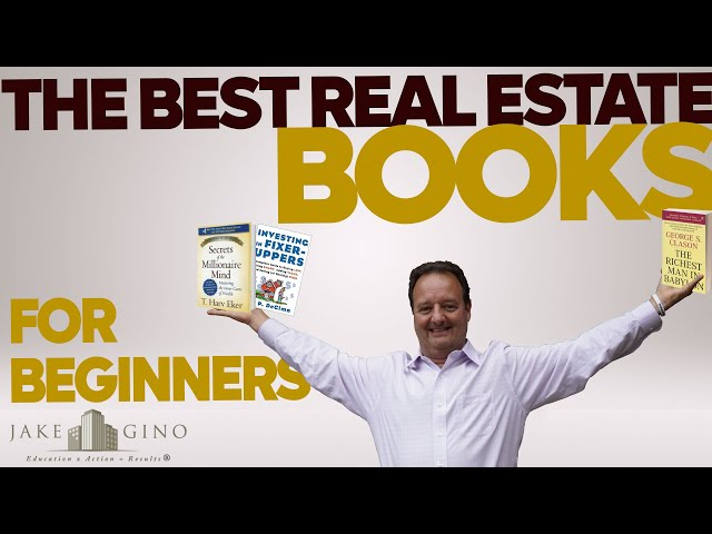 The Best Real Estate Books for Beginners