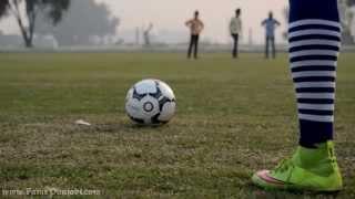 A Story Of an International Football Player Ravinder Singh Grewal || Fame Punjabi 2015