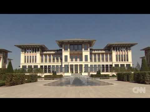 Inside Turkey's Presidential Palace