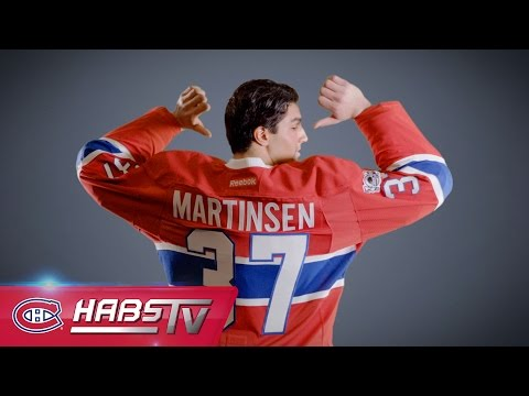 What's Your Number: Andreas Martinsen