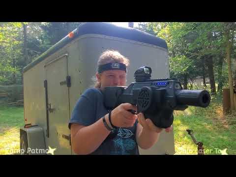 Camp Patmos Highschool Laser Tag