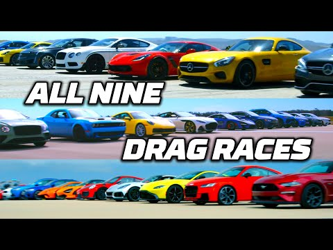 EVERY World's Greatest Drag Race!! All 9 Races From 2011-2019!