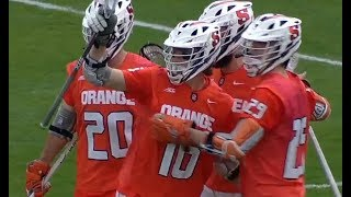 Syracuse vs North Carolina Lacrosse 2019 (April 13) College Lacrosse
