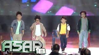 ASAP 18 presents Kanto Boys Junior
