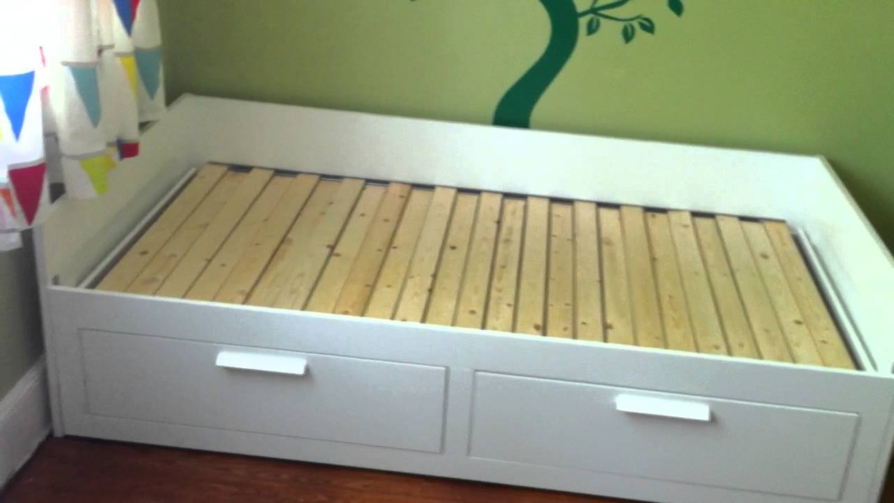 ikea brimnes daybed assembly service in DC MD VA by Dave Song of Furniture Assembly Experts