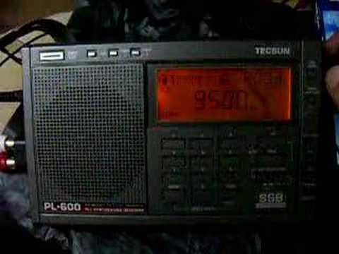 Tecsun radio receiver in New Delhi