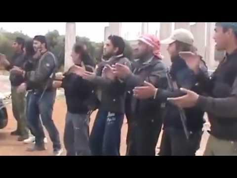 جوفية أبطال الجيش الحر بحوران بمناسبة 18 أذار