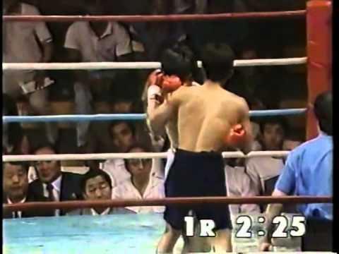 ピューマ渡久地vs桜井靖高