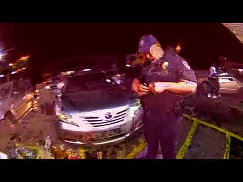 Alton Sterling shooting Salamoni body cam video GRAPHIC CONTENT