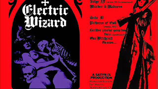 Electric Wizard - Legalise Drugs and Murder (Full EP 2012) [Cassette Limited Edition]