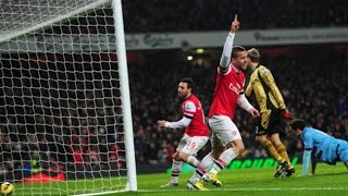 Video Gol Pertandingan Arsenal vs West Ham United