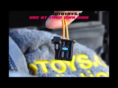 PORSCHE CAYMAN IPOD BLUETOOTH INSTALLATION - RADIO REMOVAL UNCUT USE AT YOUR OWN RISK