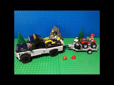 Lego some of my vehicles