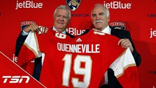 Pronger: Quenneville hiring is first step in right direction