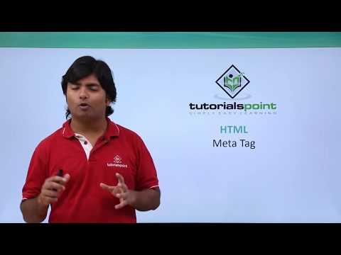 HTML - Meta Tag