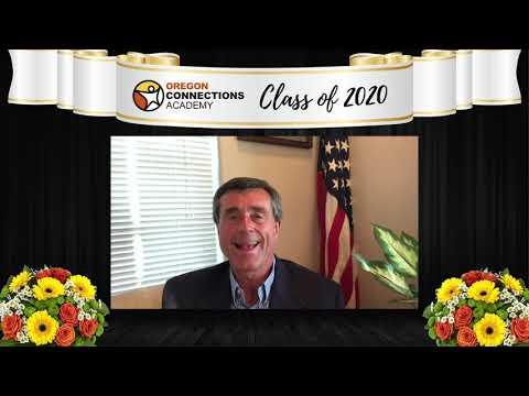 Oregon Connections Academy Virtual Graduation 2020