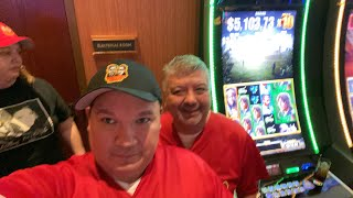🔴 LIVE FROM FOUR WINDS CASINO★LETS GET A HANDPAY ON A SLOT MACHINE★ CASINO GAMBLING! Ok