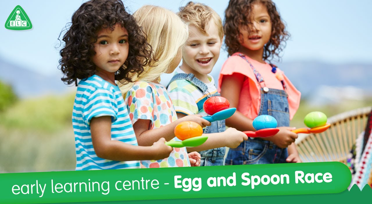 early learning centre - Egg and Spoon Race - YouTube
