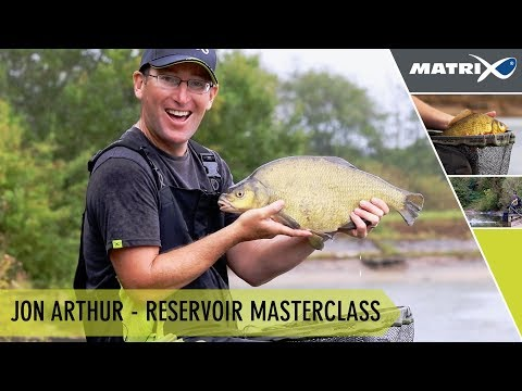 *** Coarse & Match Fishing TV *** Jon Arthur Reservoir Masterclass