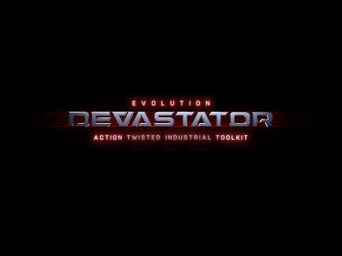 Evolution: Devastator Action Twisted Industrial Toolkit - Fast Walkthrough