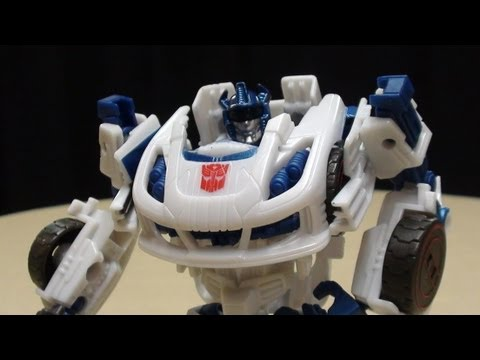 Fall of Cybertron Deluxe JAZZ: EmGo's Transformers Reviews N' Stuff