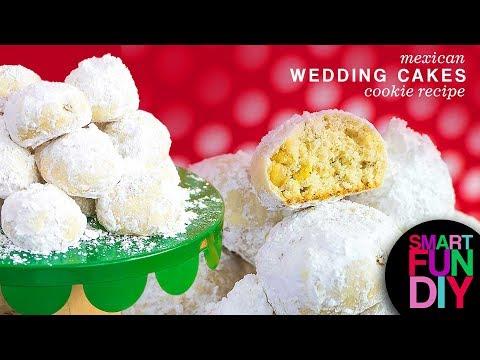 mexican-wedding-cakes-christmas-cookies-recipe--how-to-make-russian-tea-cakes-#handmadeholidays