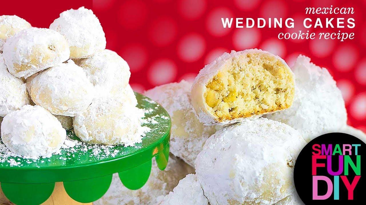Mexican Wedding Cakes Christmas Cookies Recipe How To Make Russian Tea Cakes Handmadeholidays
