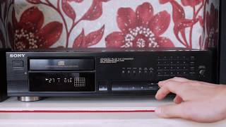 Sony CDP-561 CD Player 1995
