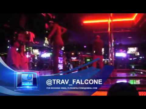 TRAV FALCONE LIVE @SPOTLIGHT CABARET (MIAMI FL)