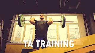 Продвинутая тренировка штангиста - ARMA SPORT