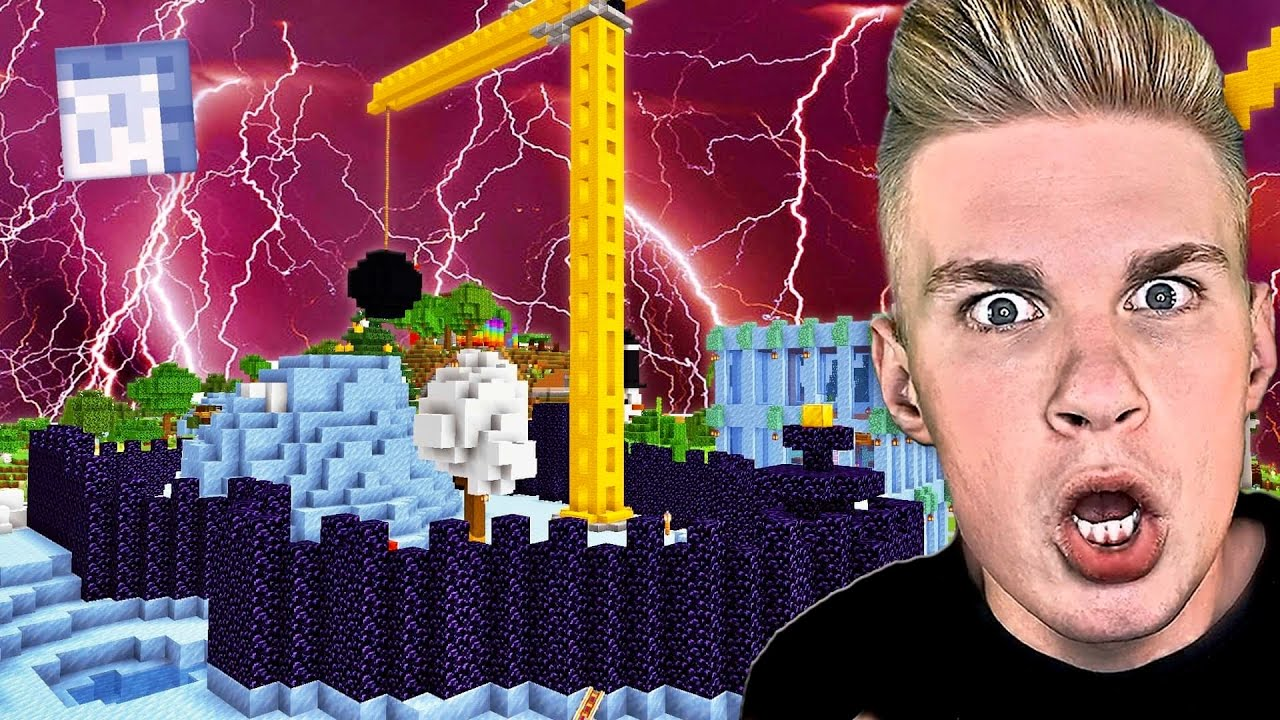 WRÓCIŁEM na MILIONOWICE i WIDZĘ TO... w Minecraft! *smutne*