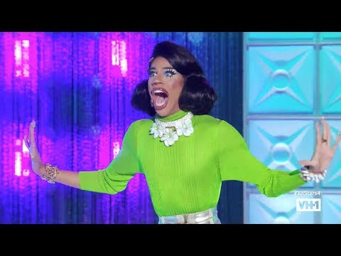 Naomi Smalls vs. Monét X Chance - Come Rain or Come Shine | RuPaul's Drag Race All Stars 4 LSFYL