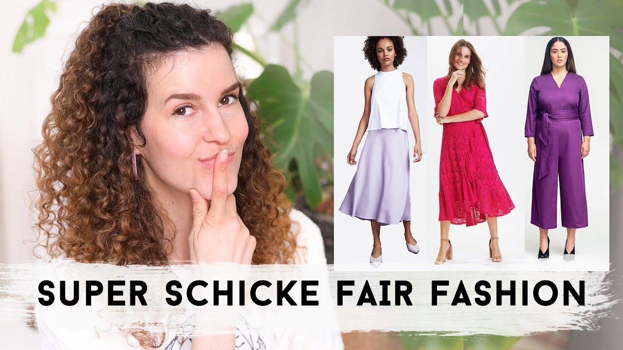 wo gibt es schicke fair fashion kleider? abiball, hochzeit & co.    heylilahey
