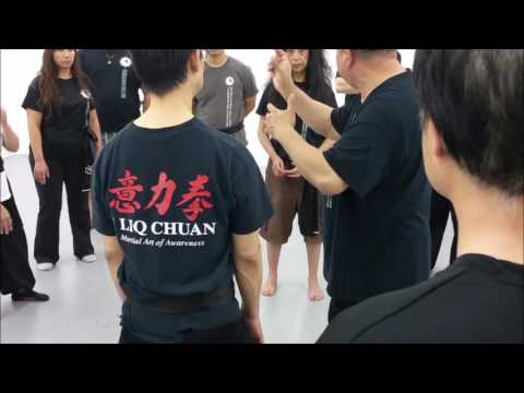 ZHONG XIN DAO ILC® - GM Sam F.S. Chin - Yin-Yang on the POC to Maintain the Point